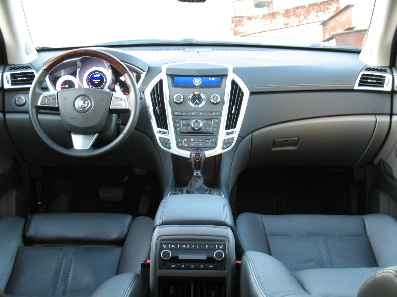 2011 Cadillac Srx Image 15
