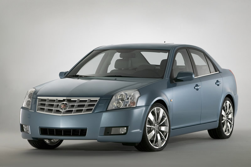 2011 Cadillac STS - Information and photos - ZombieDrive
