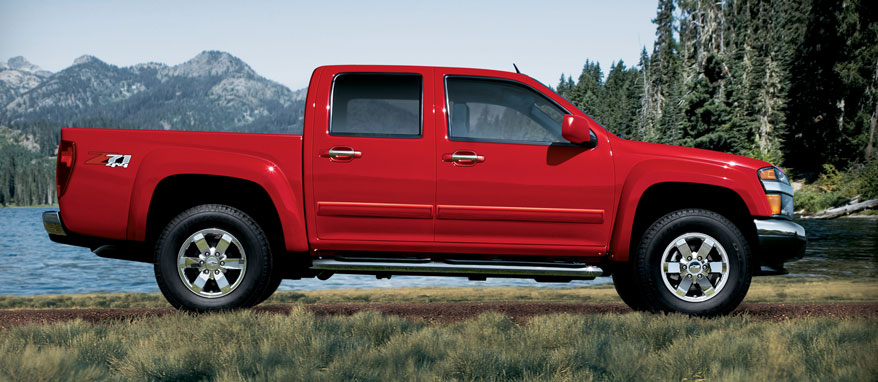 Chevrolet Colorado #17