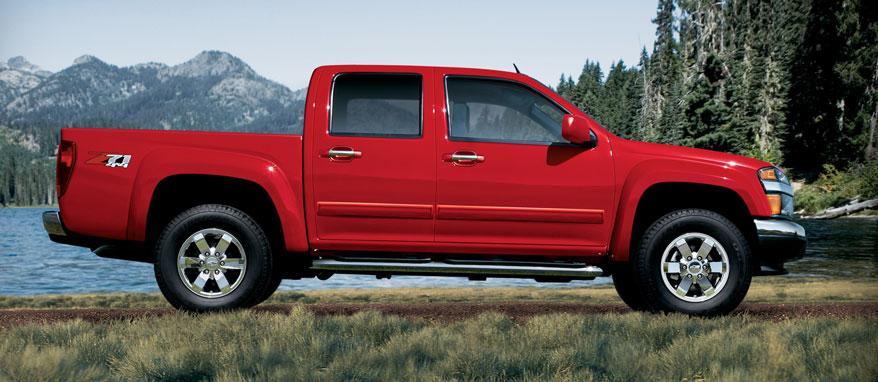 2011 Chevrolet Colorado Information And Photos Zombiedrive