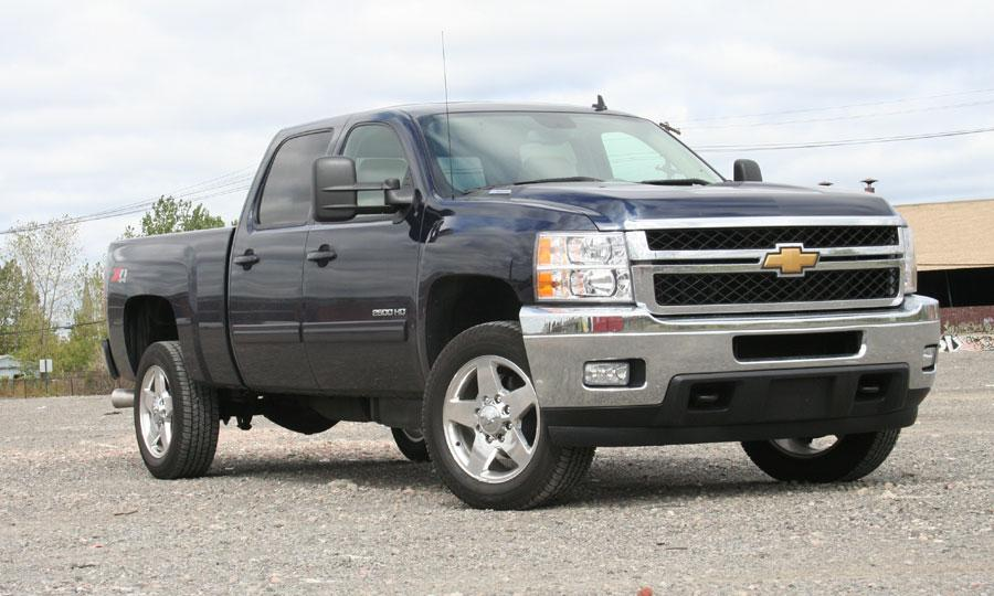 2011 Chevrolet Silverado 2500hd Information And Photos Zombiedrive