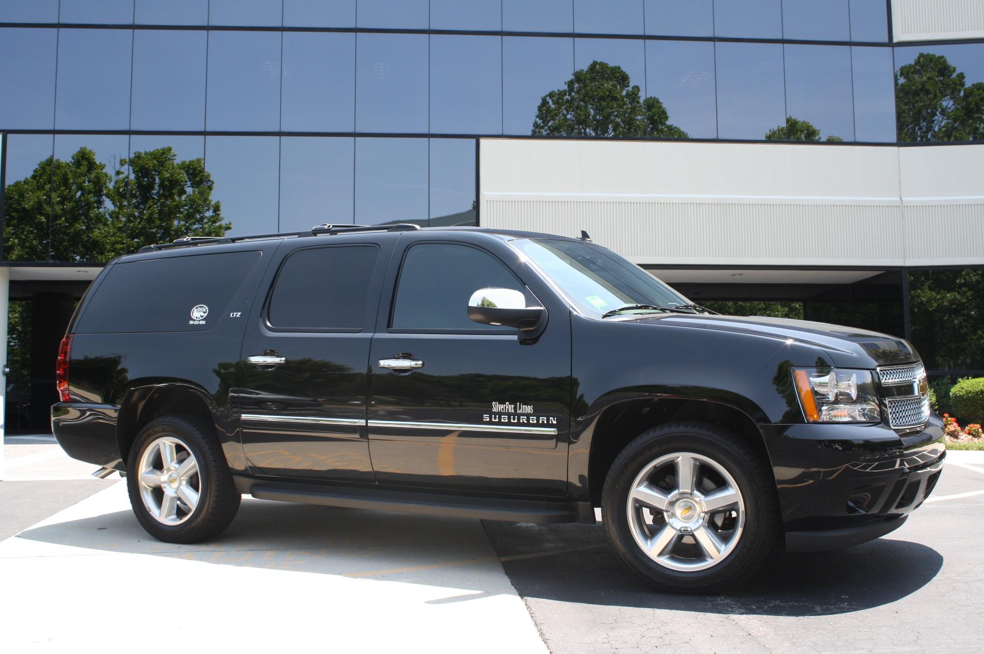 Chevrolet 2011 chevrolet suburban 2011 chevrolet suburban image 18