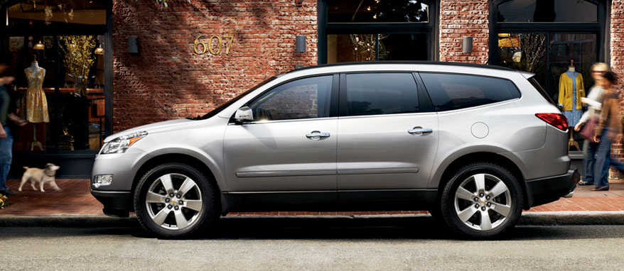 2011 chevrolet traverse information and photos zombiedrive. Cars Review. Best American Auto & Cars Review