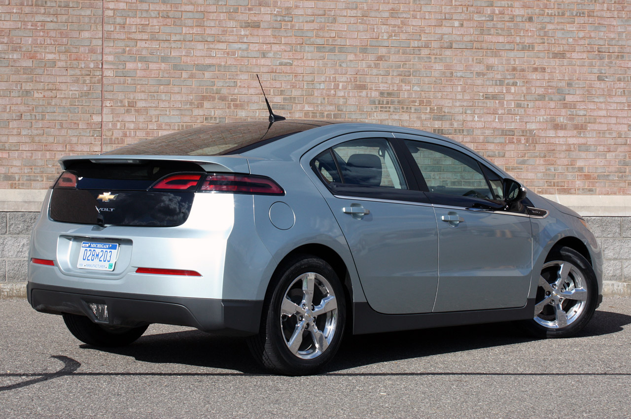 2011 Chevrolet Volt Image 19