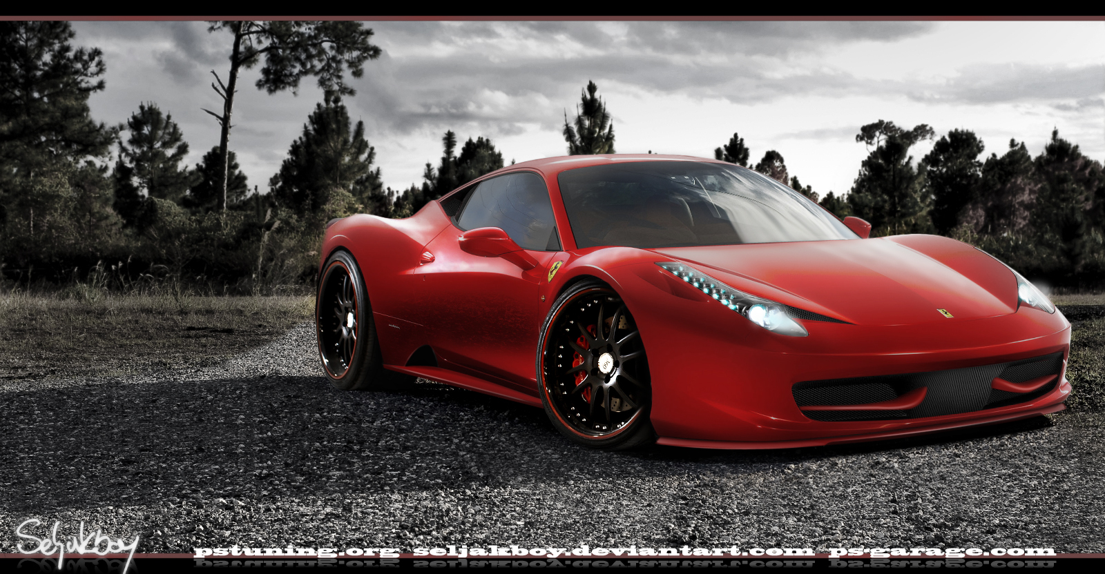 2011 ferrari 458 italia - information and photos - zombiedrive