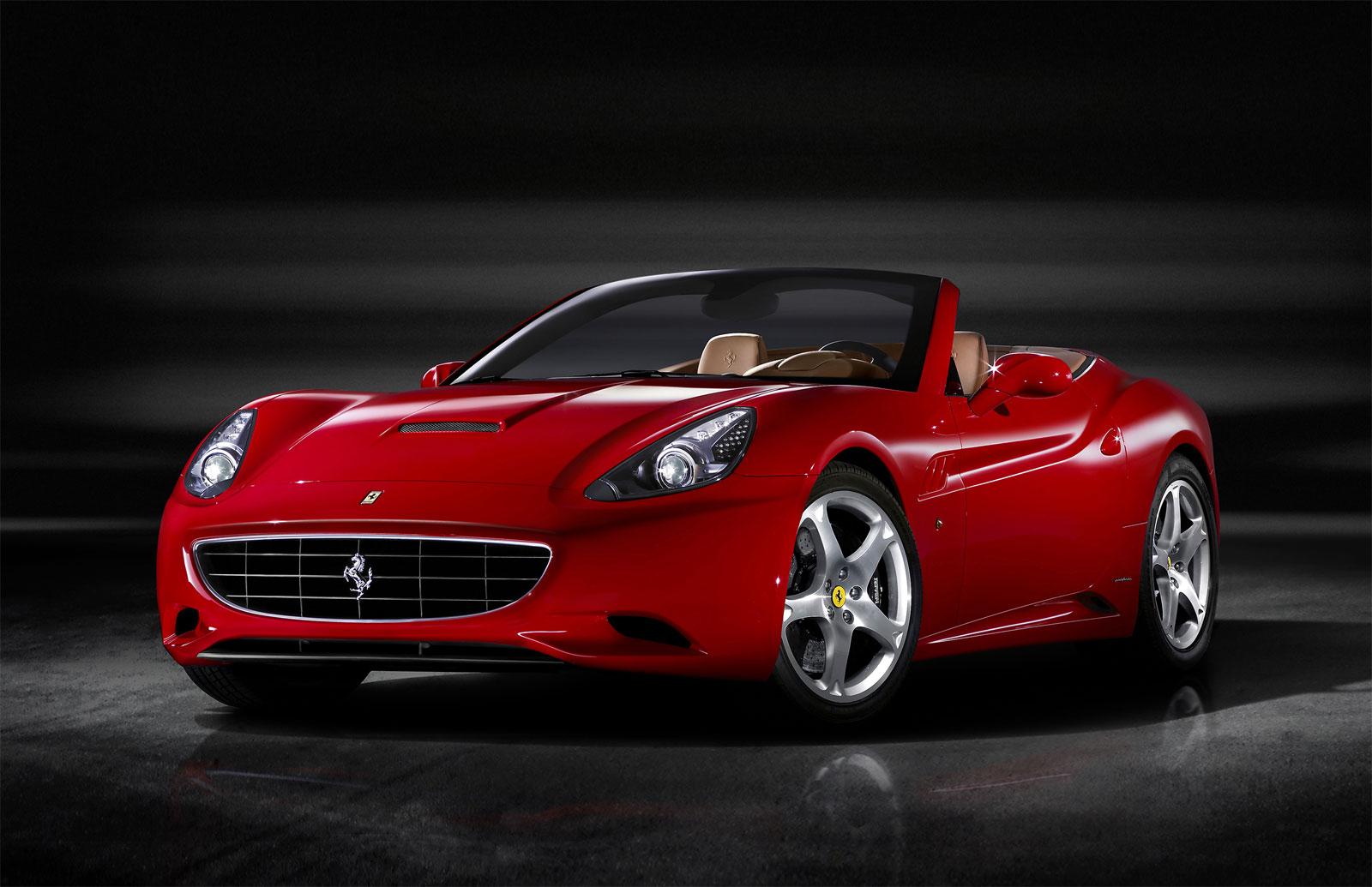 2011 Ferrari California 20 Ferrari California 20