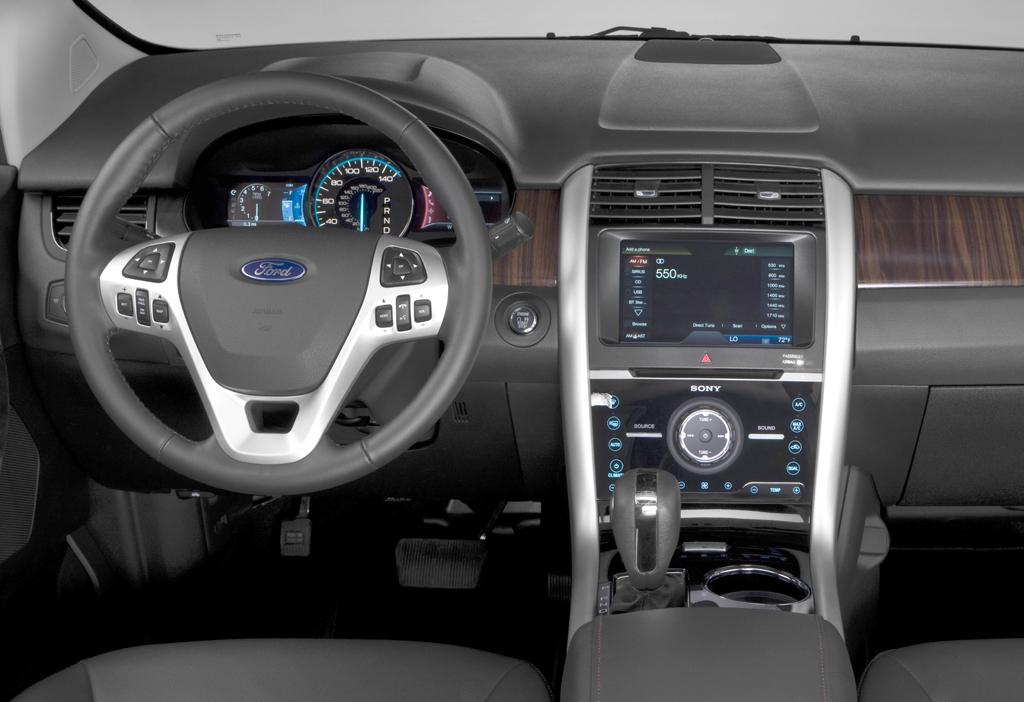 2011 Ford Edge Image 14