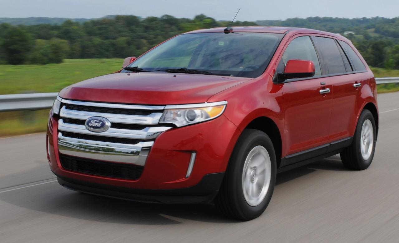 2011 Ford Edge  Information and photos  ZombieDrive