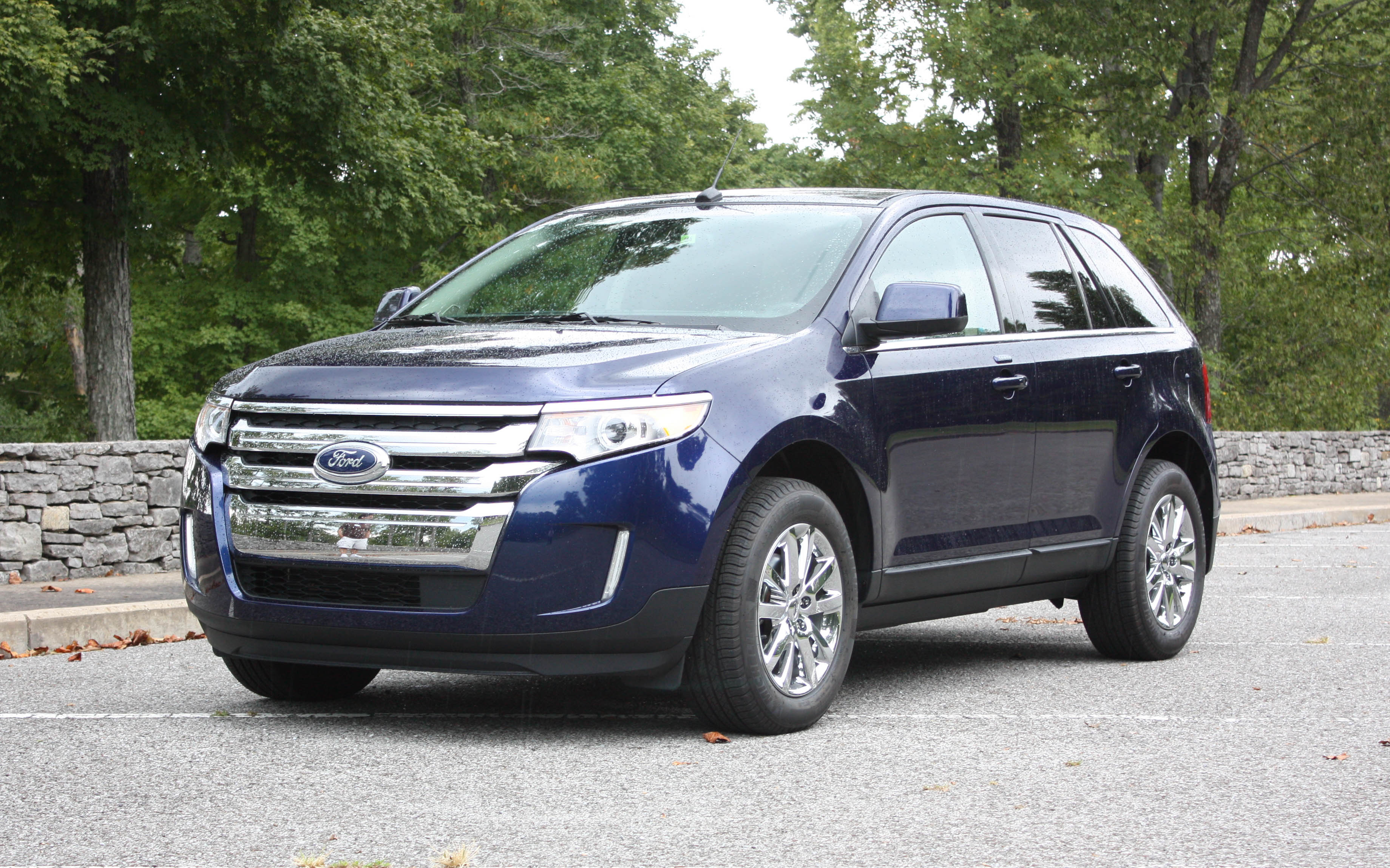 Ford Edge Limited >> 2011 FORD EDGE - Image #10