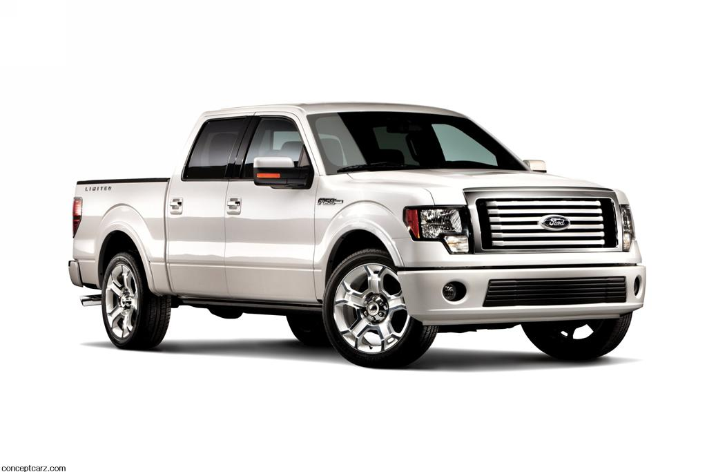 2011 Ford F 150 Information And Photos Zombiedrive