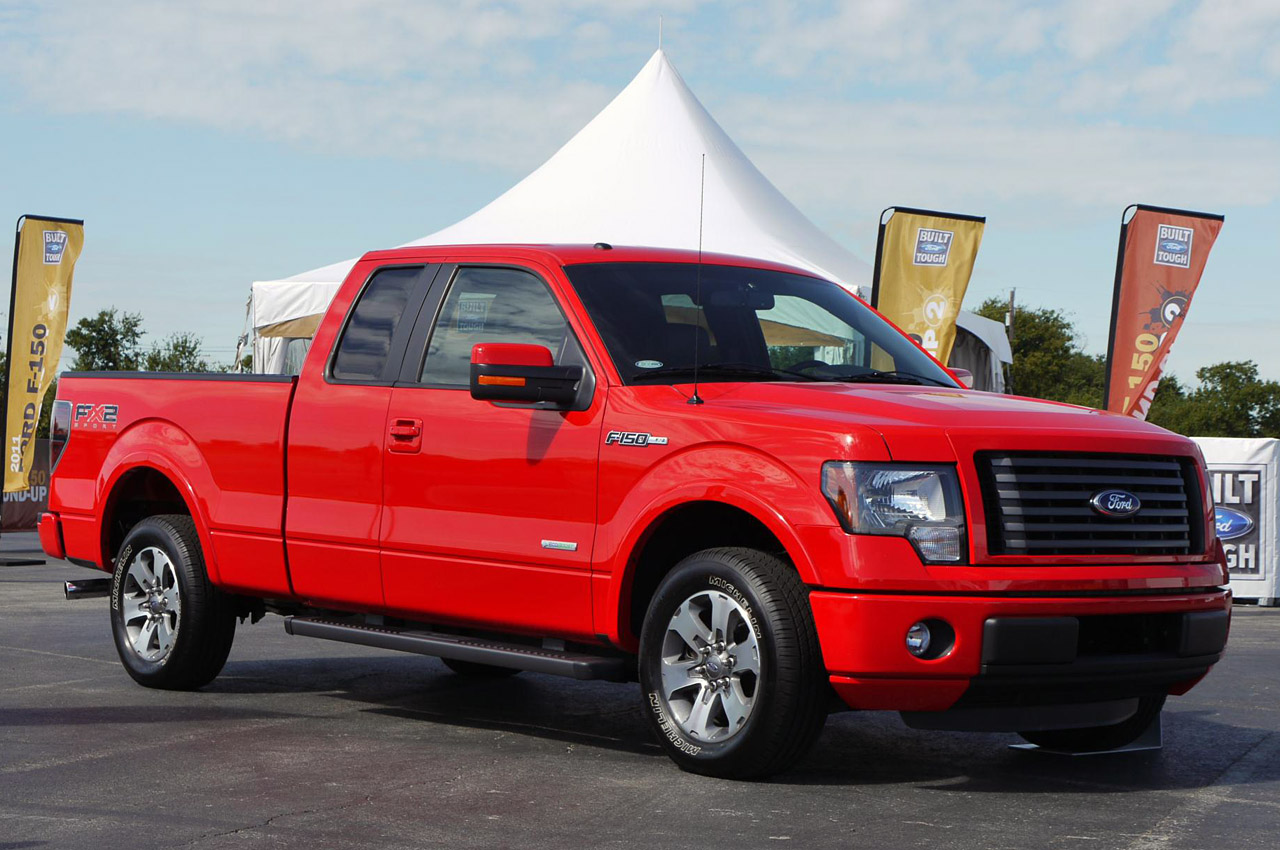 2011 ford f 150 image 16
