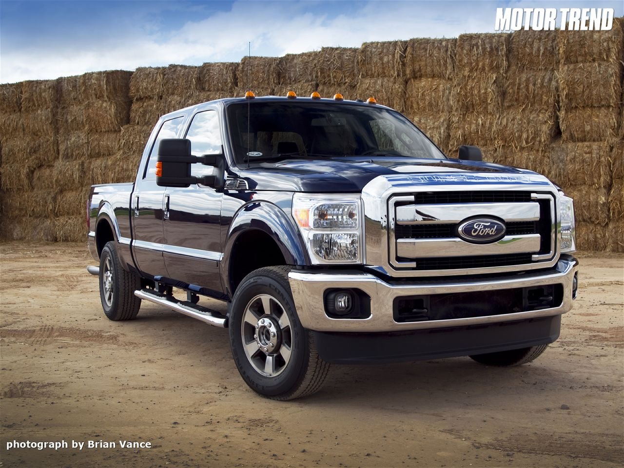 Ford Super Duty >> 2011 FORD F-350 SUPER DUTY - Image #15
