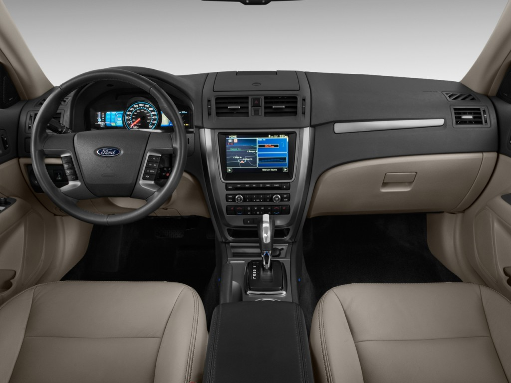 2011 ford fusion hybrid image 19