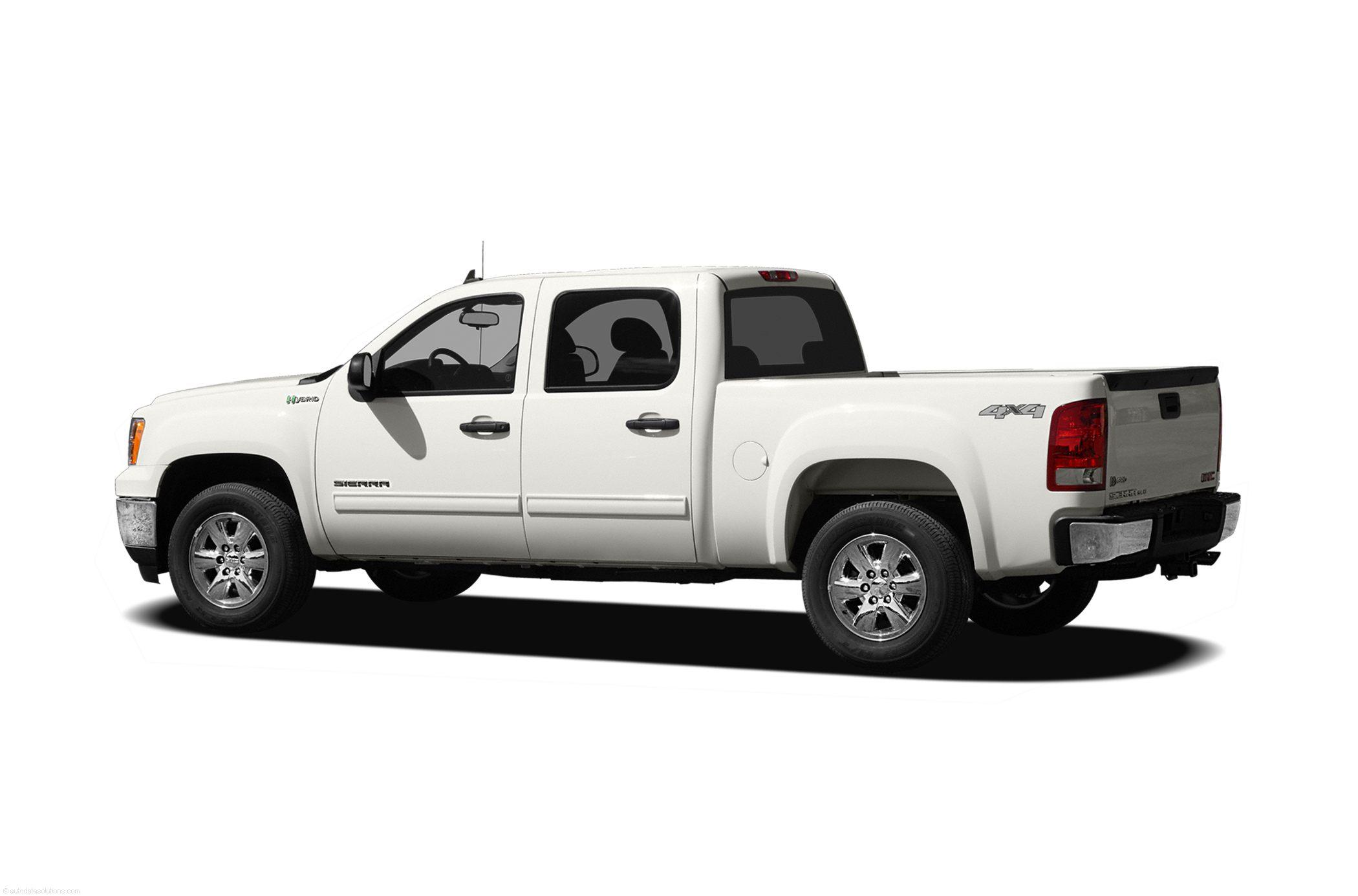 Regular Cab Gmc >> 2011 GMC SIERRA 1500 HYBRID - Image #8