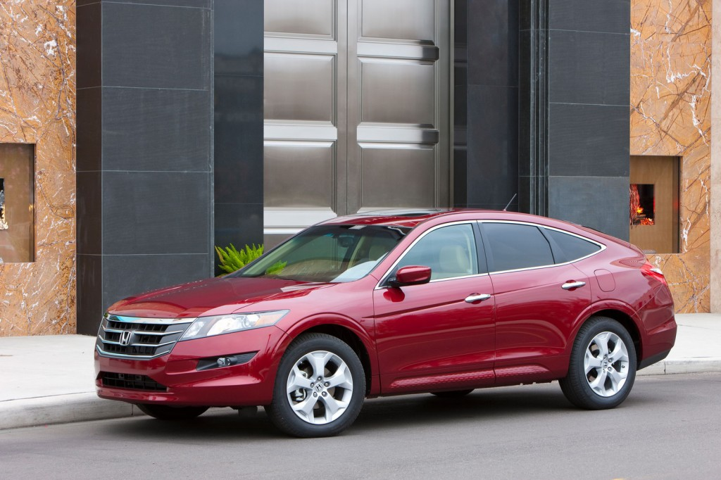 2011 Honda Accord Crosstour Image 16