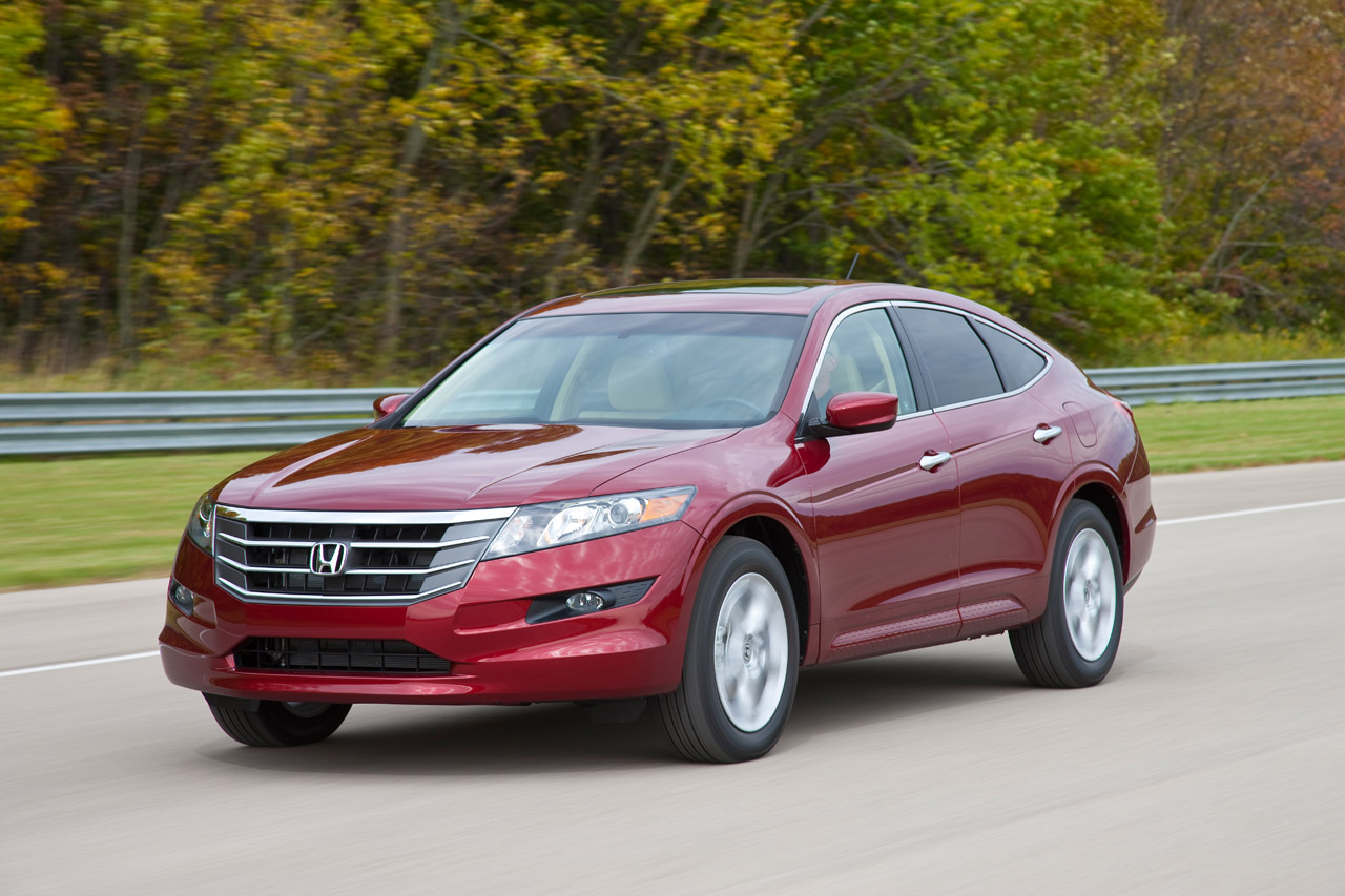 Honda Accord Crosstour #14