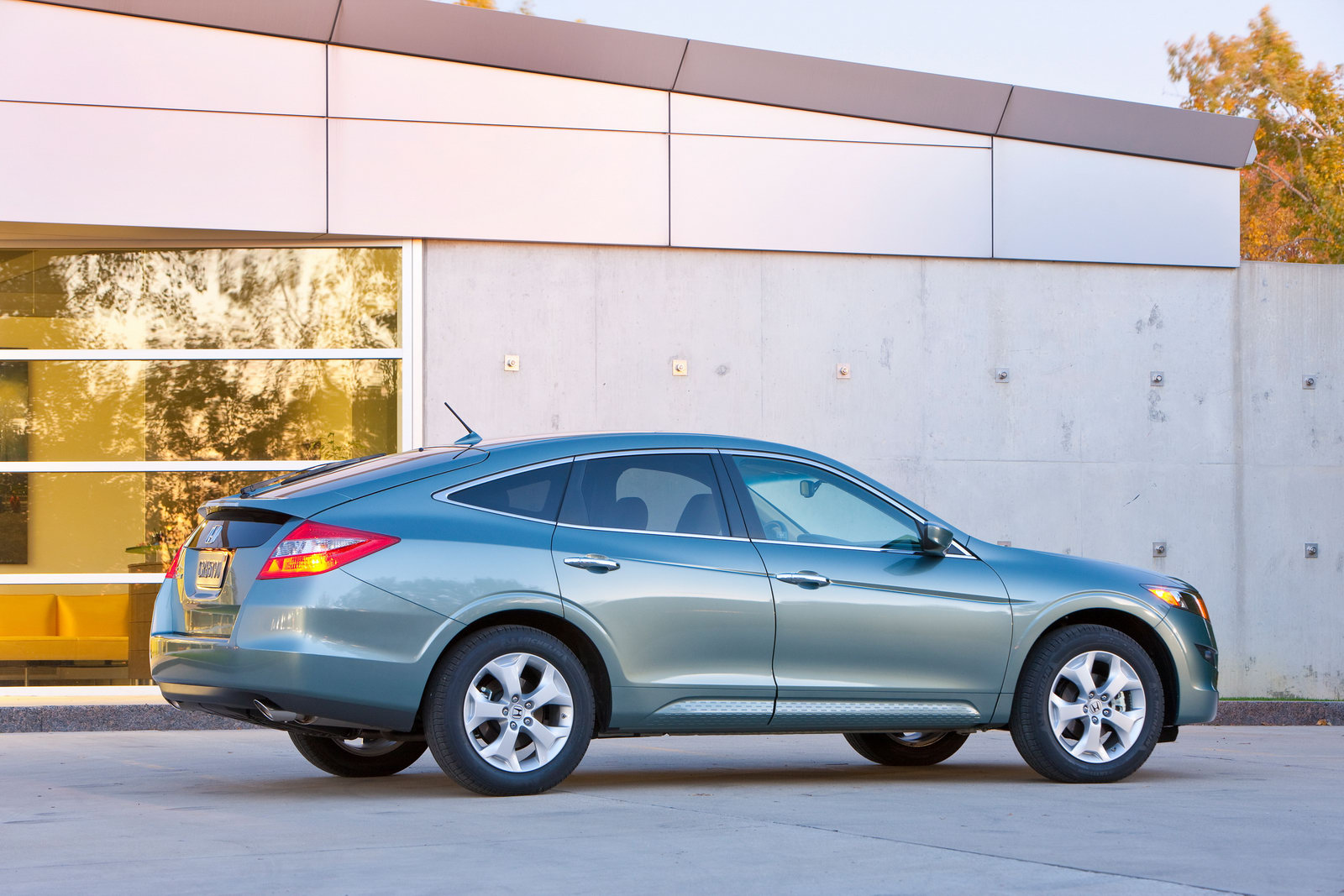 Honda Accord Crosstour #10