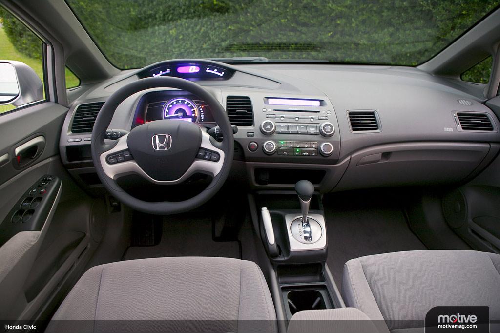 2011 Honda Civic #21 Honda Civic #21