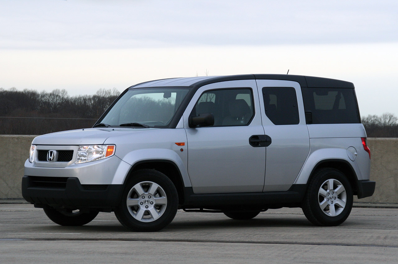 2011 Honda Element Image 18