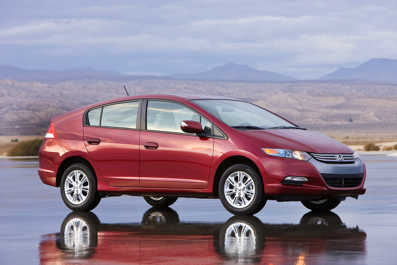 Honda Insight #17