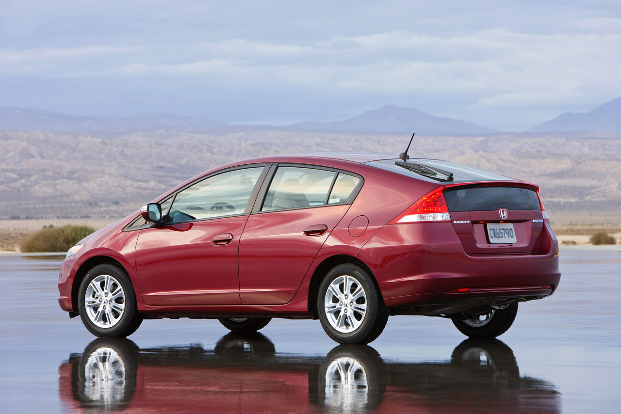 Honda Insight #14