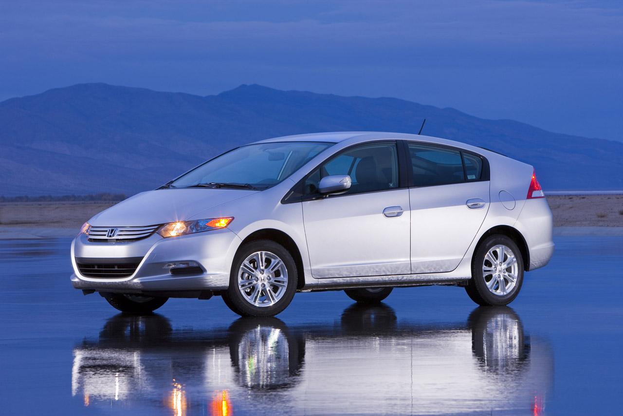 2011 Honda Insight Image 9