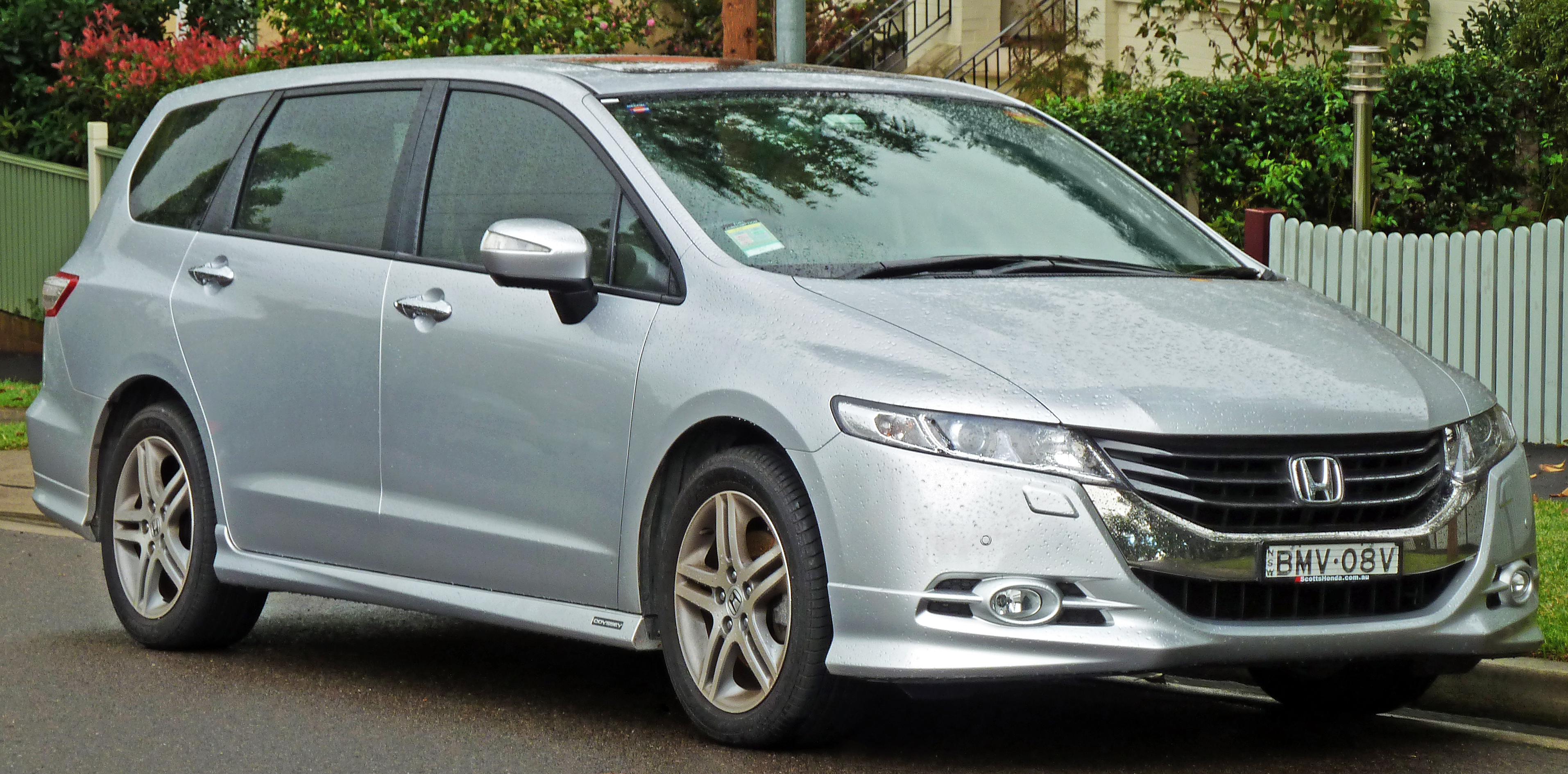 2011 Honda Odyssey Image 10