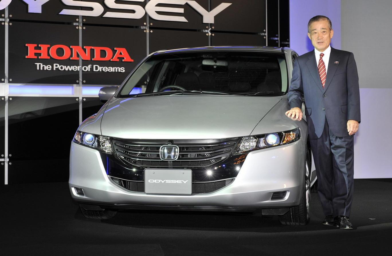 2011 Honda Odyssey Image 19