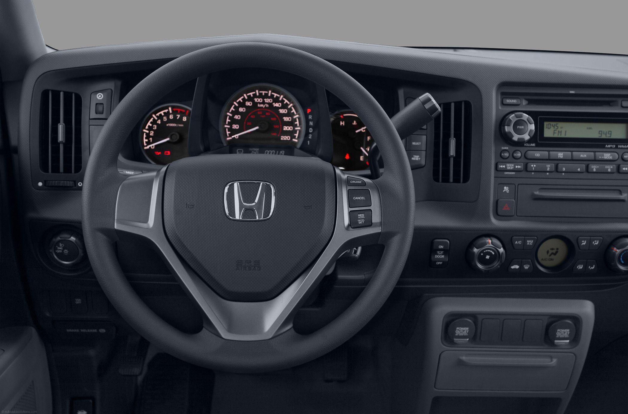2011 Honda Ridgeline Image 16
