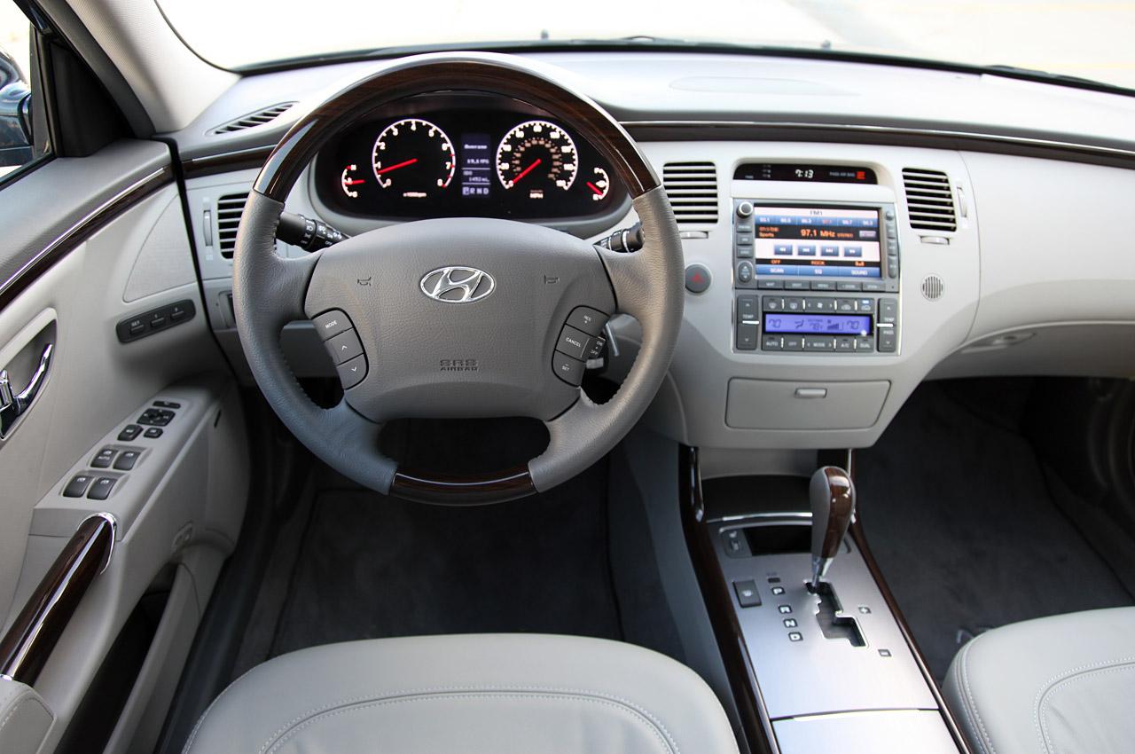 2011 Hyundai Azera Image 15