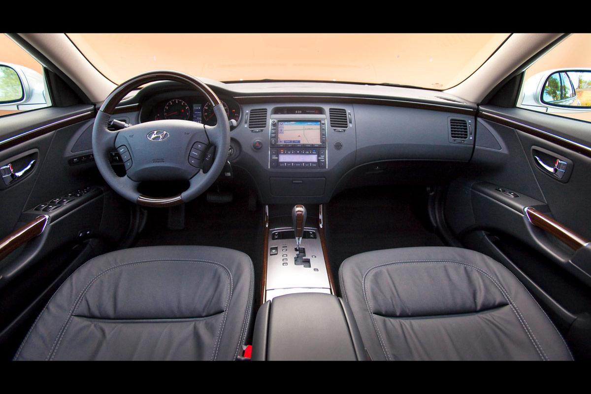 2011 Hyundai Azera Image 16