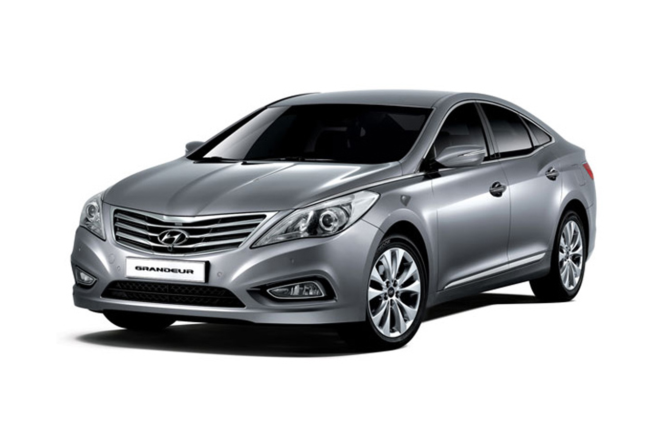 2011 Hyundai Azera Image 12