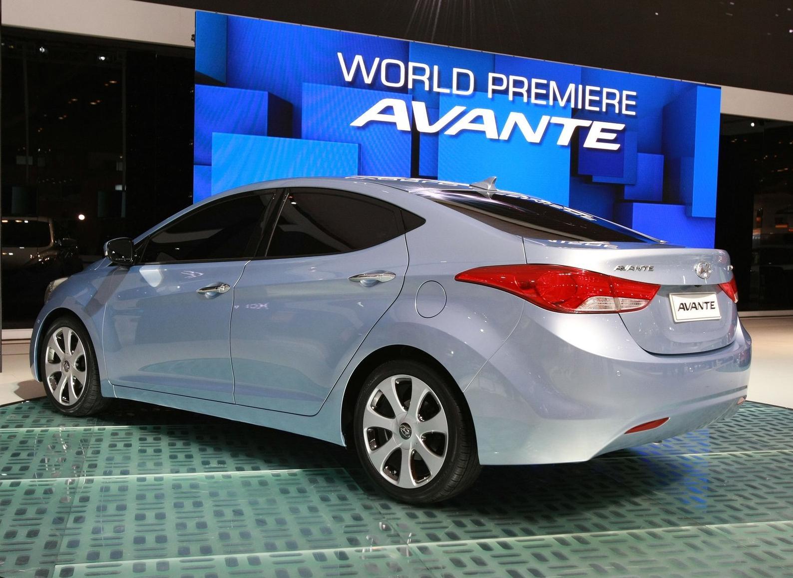 2011 Hyundai Elantra Image 6