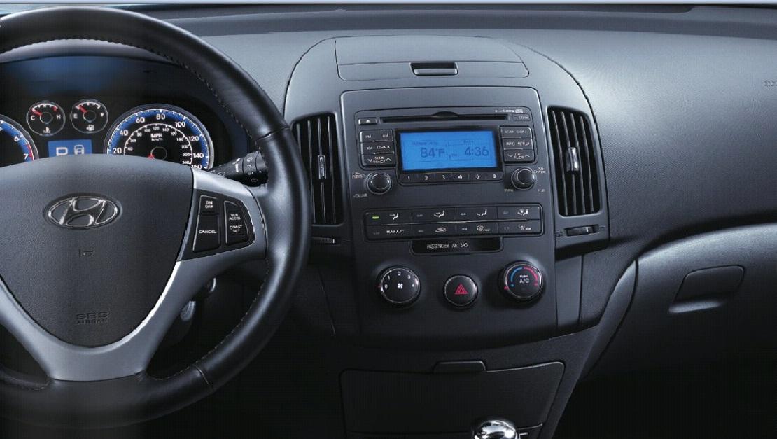 2011 Hyundai Elantra Touring Image 17