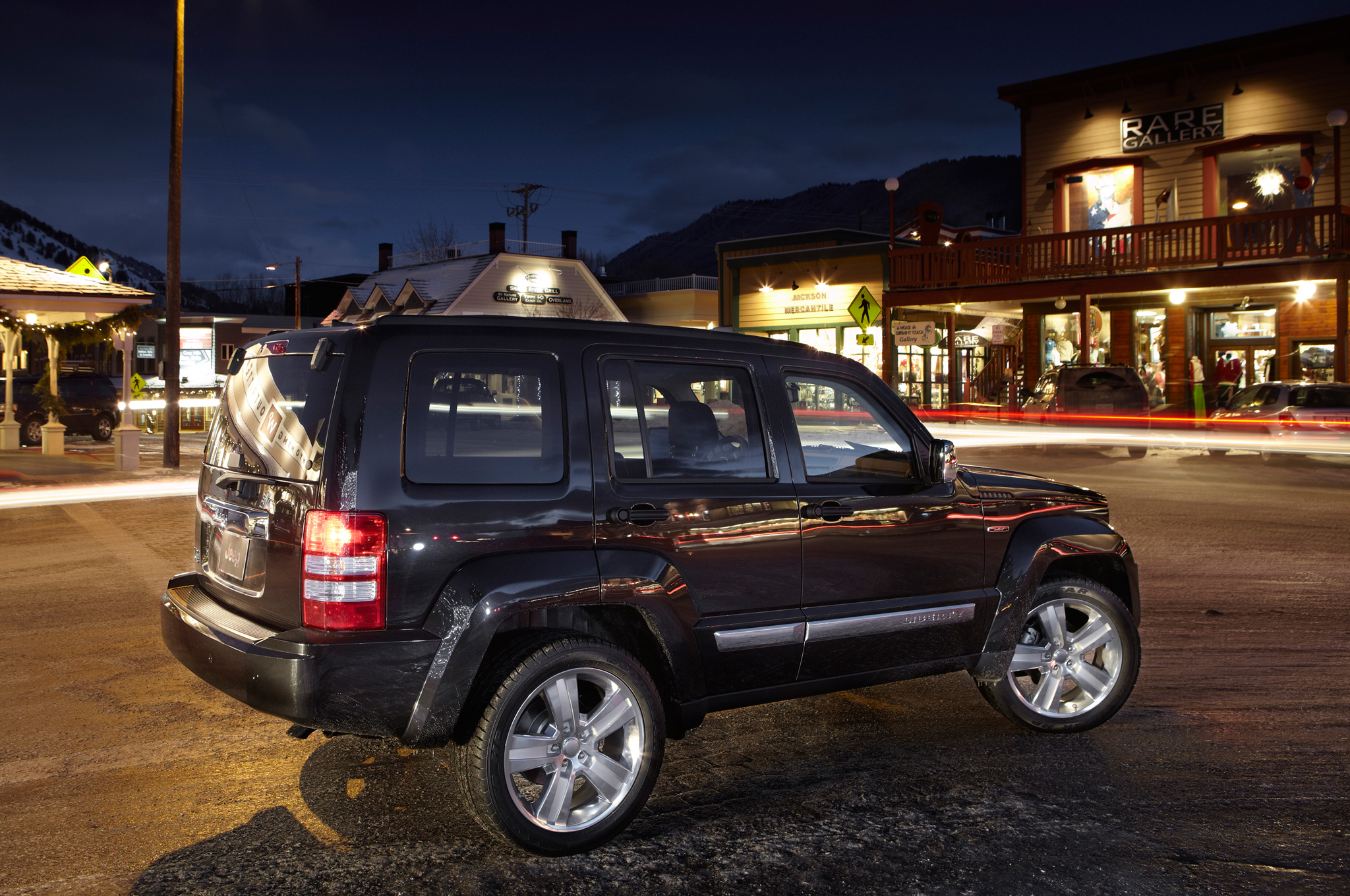 2011 Jeep Liberty Information and photos ZombieDrive