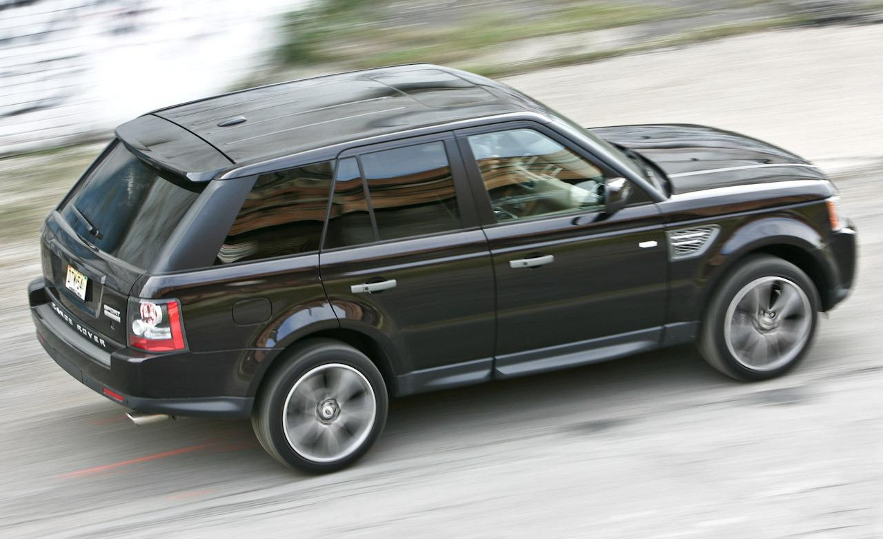 2011 Land Rover Range Rover Sport  Information and photos