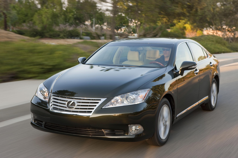 2011 Lexus ES 350 - Information and photos - ZombieDrive