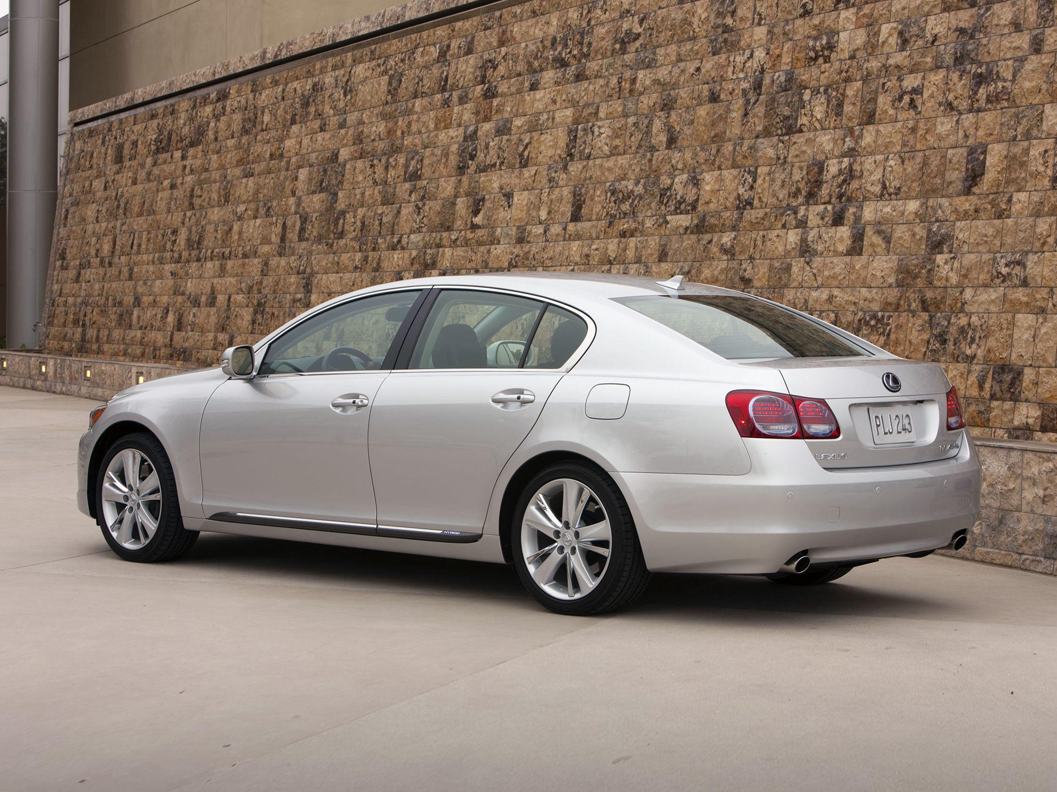 Lexus Is 450 >> 2011 LEXUS GS 450H - Image #14