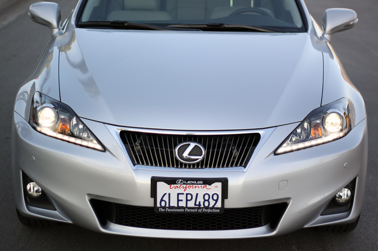Lexus IS 250 #4