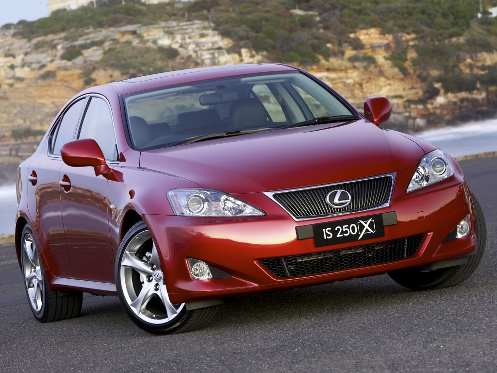 Lexus IS 250 #9