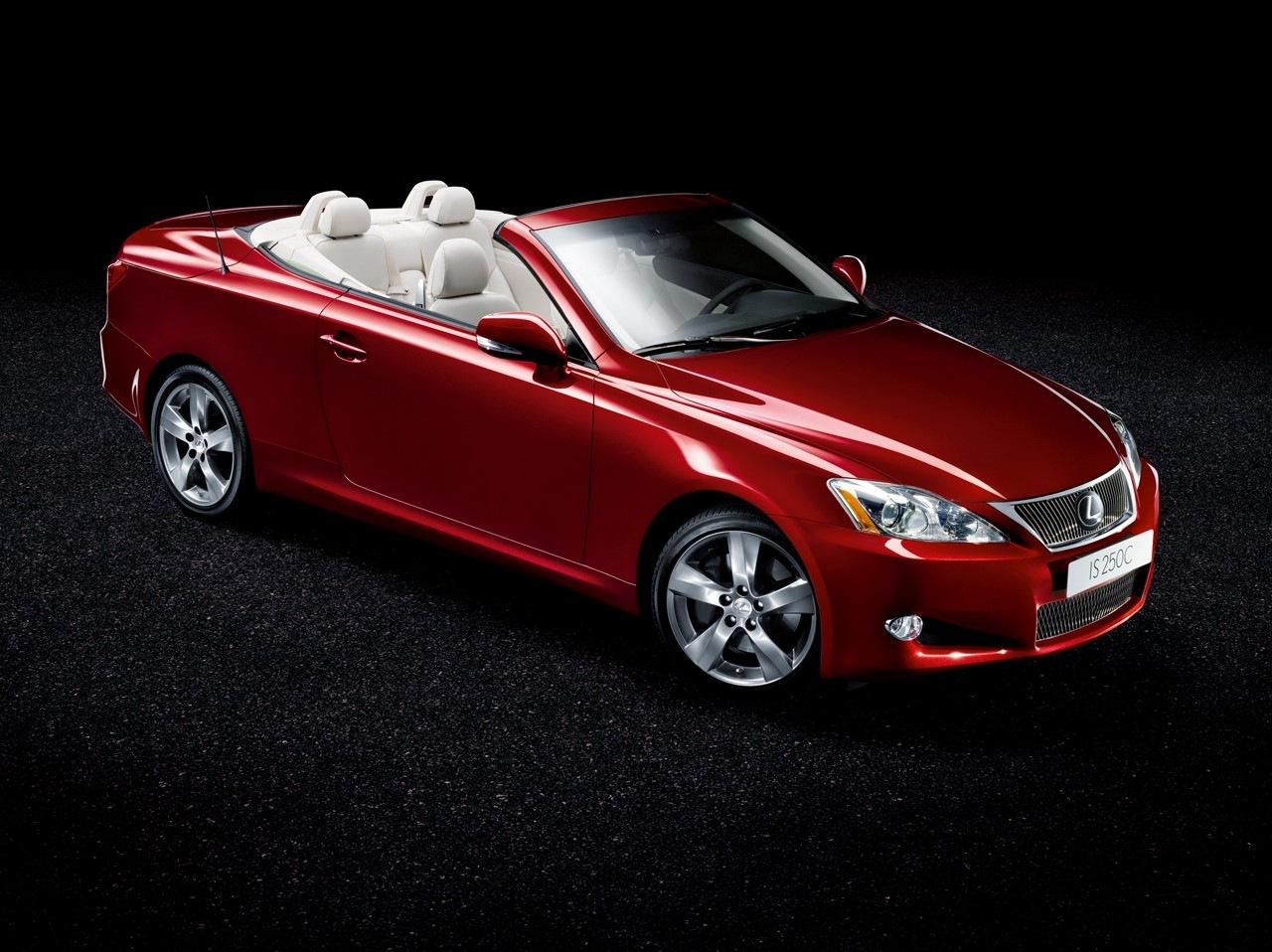 Lexus Is 250 C 16