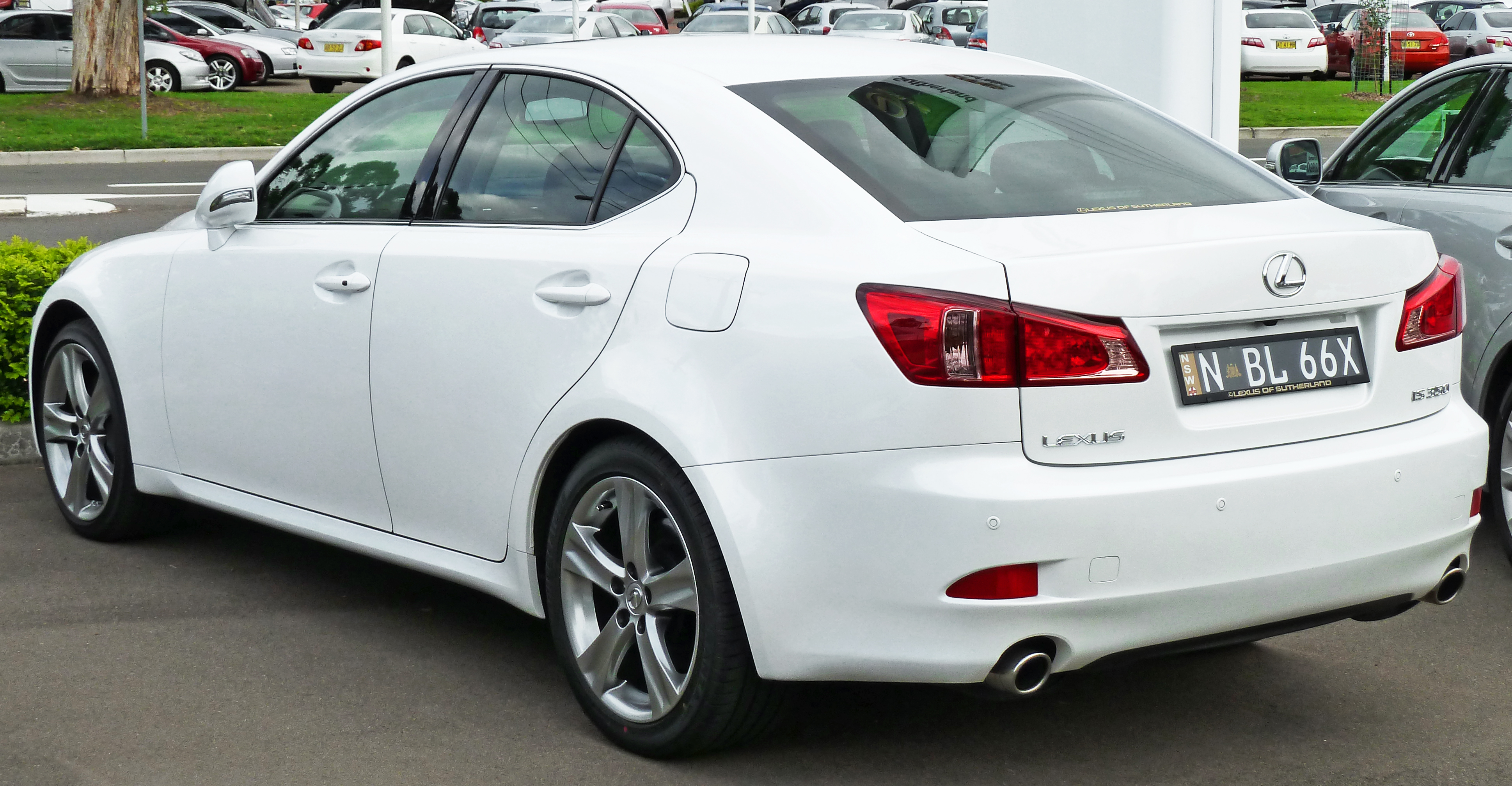 Lexus Is 350 >> 2011 LEXUS IS 350 - Image #17
