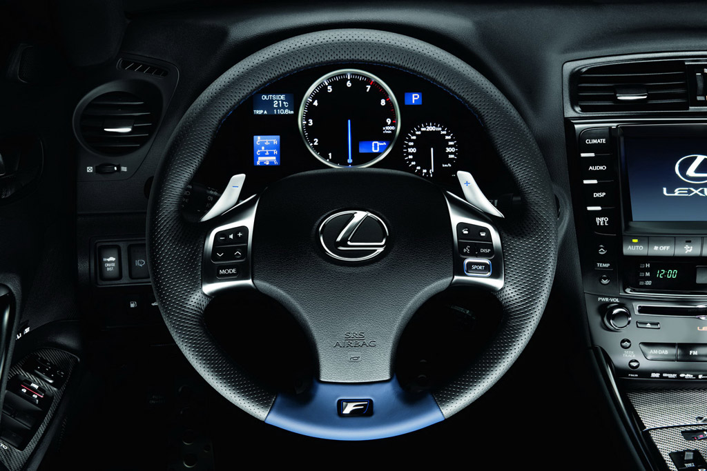 2011 LEXUS IS F   Image #14
