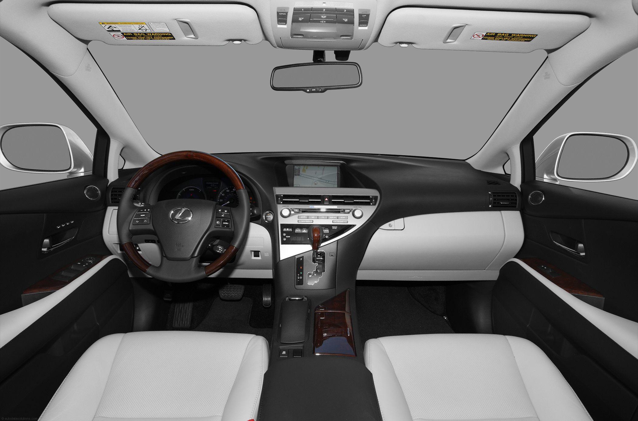 2011 Lexus Rx 450h Image 18