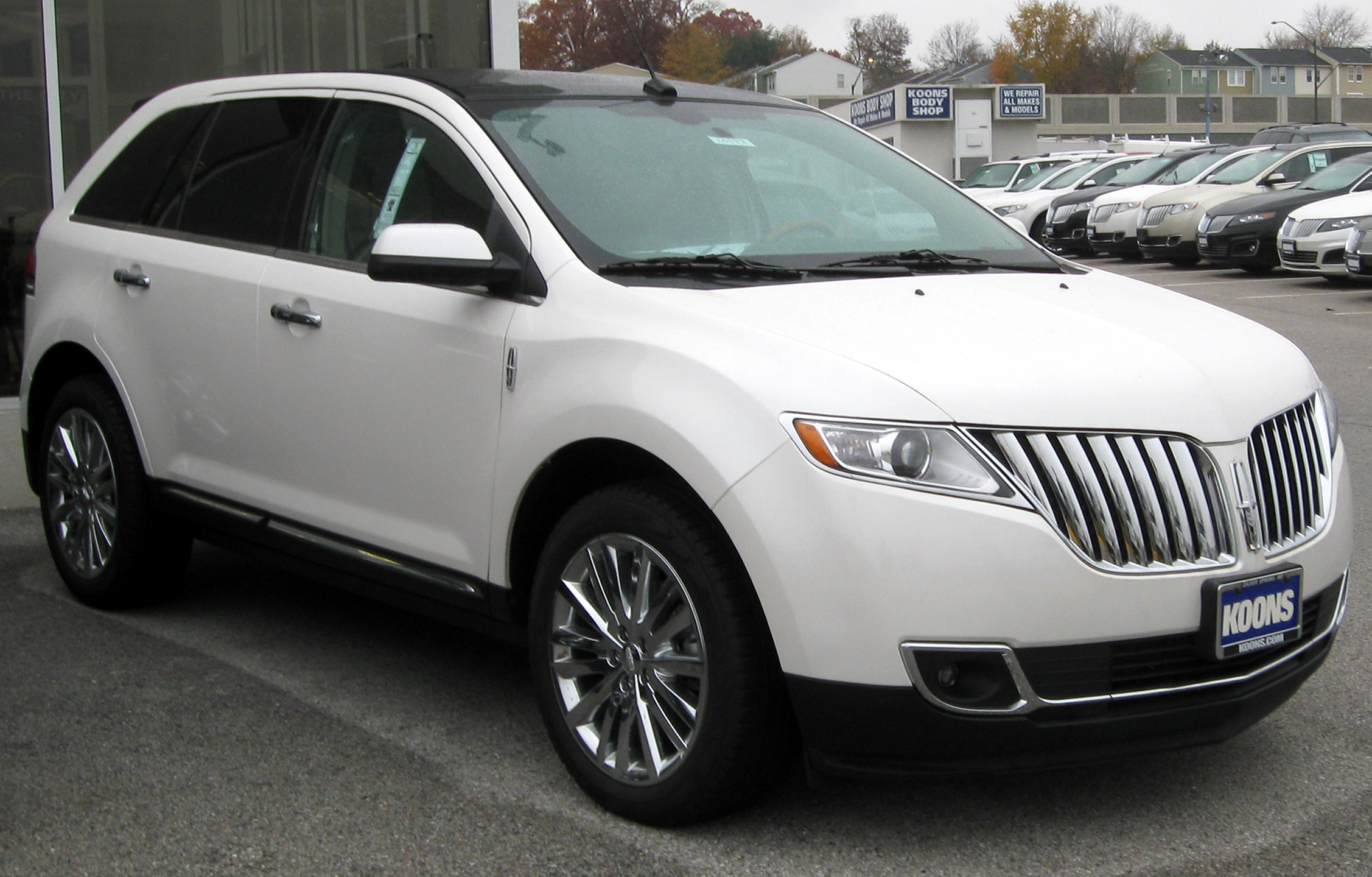 Lincoln MKX #13