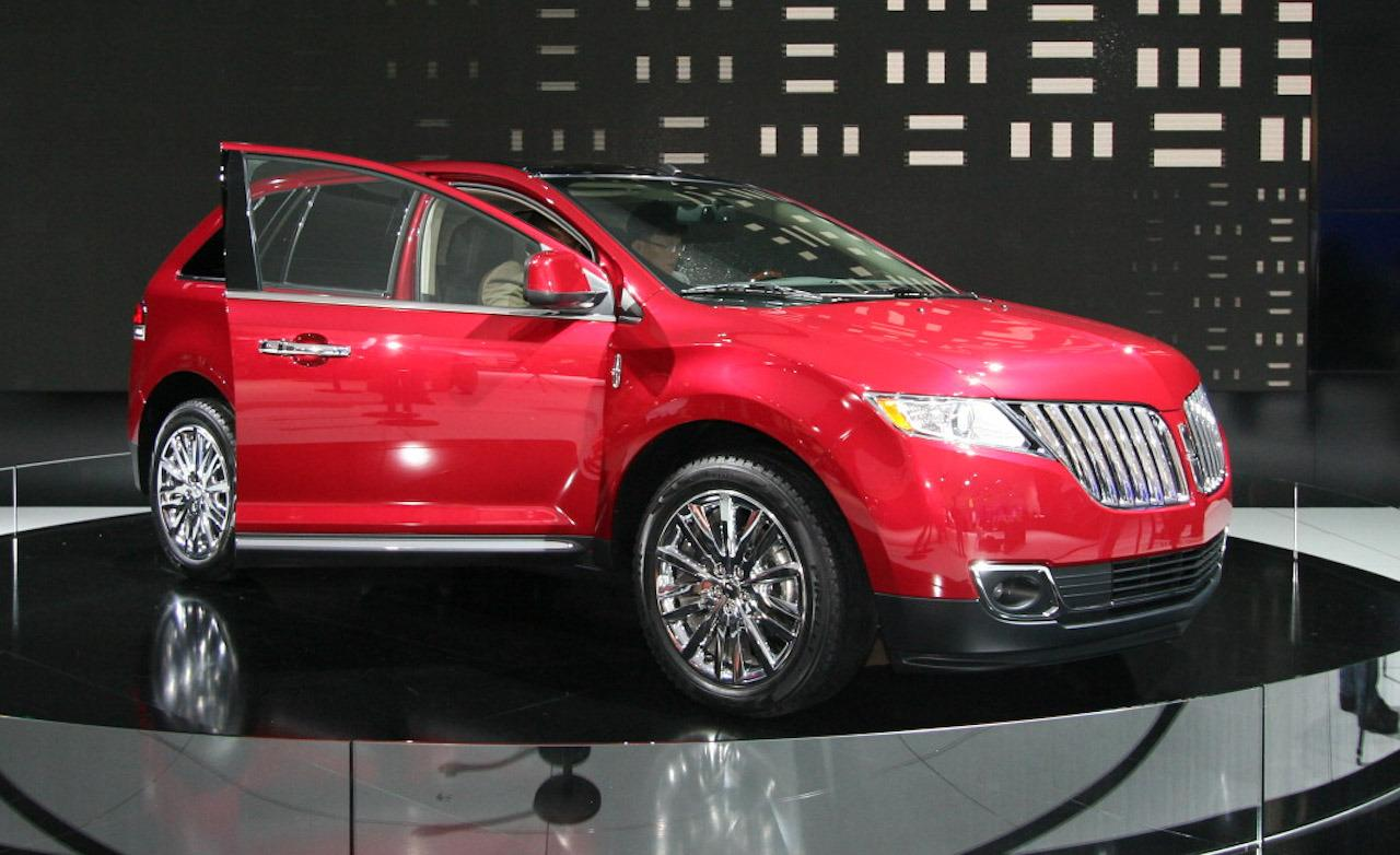 Lincoln MKX #16