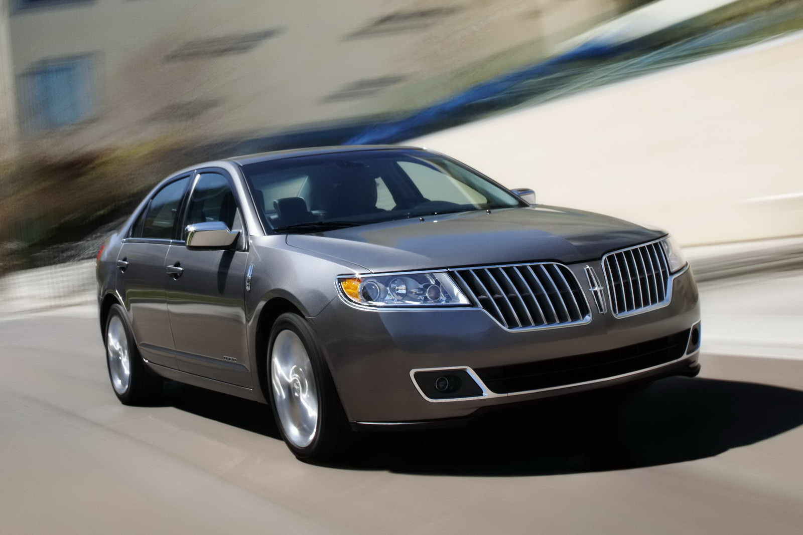 Lincoln MKZ #11