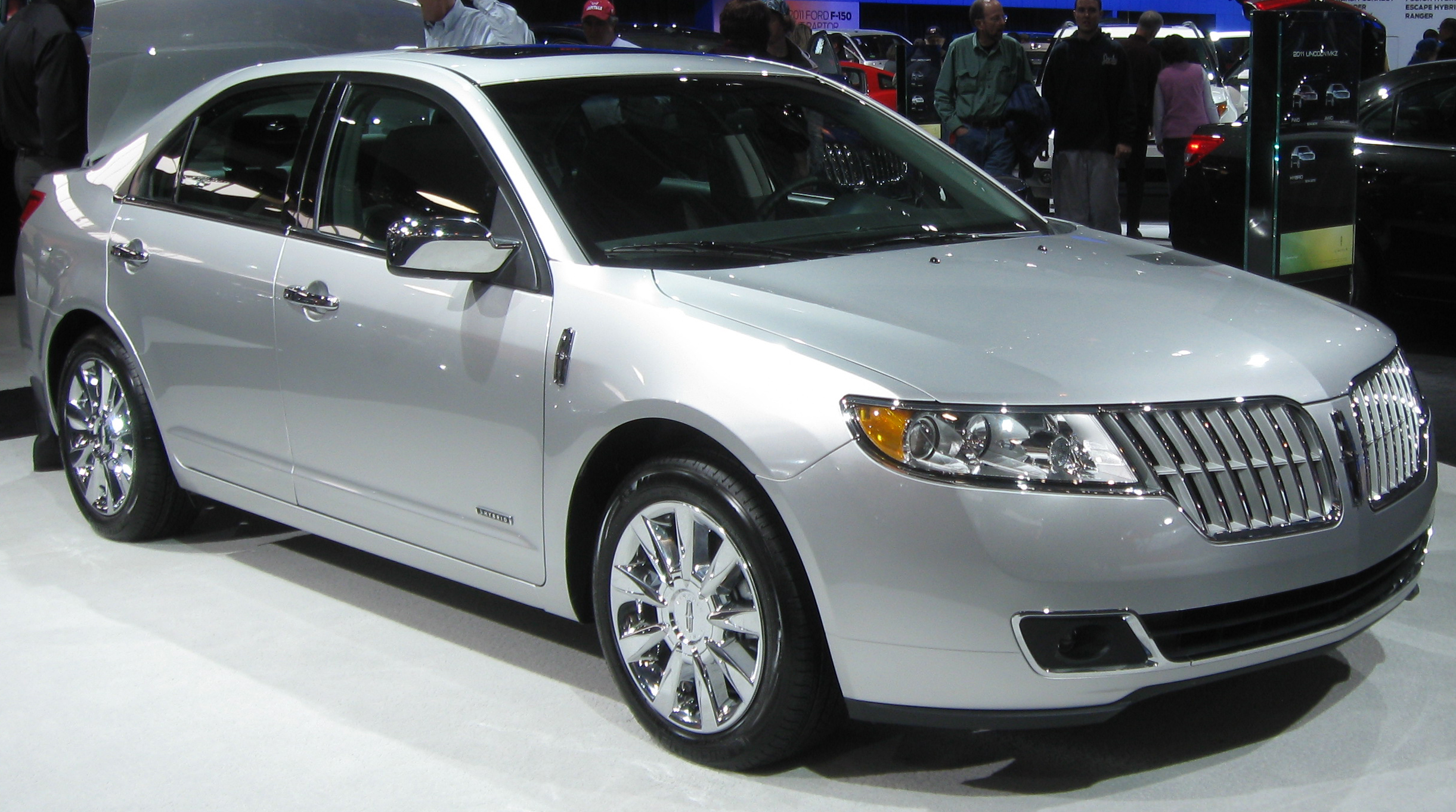 Lincoln MKZ #15