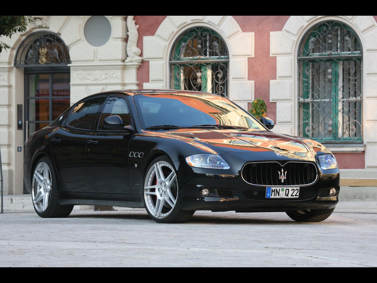 2011 Maserati Quattroporte Image 14