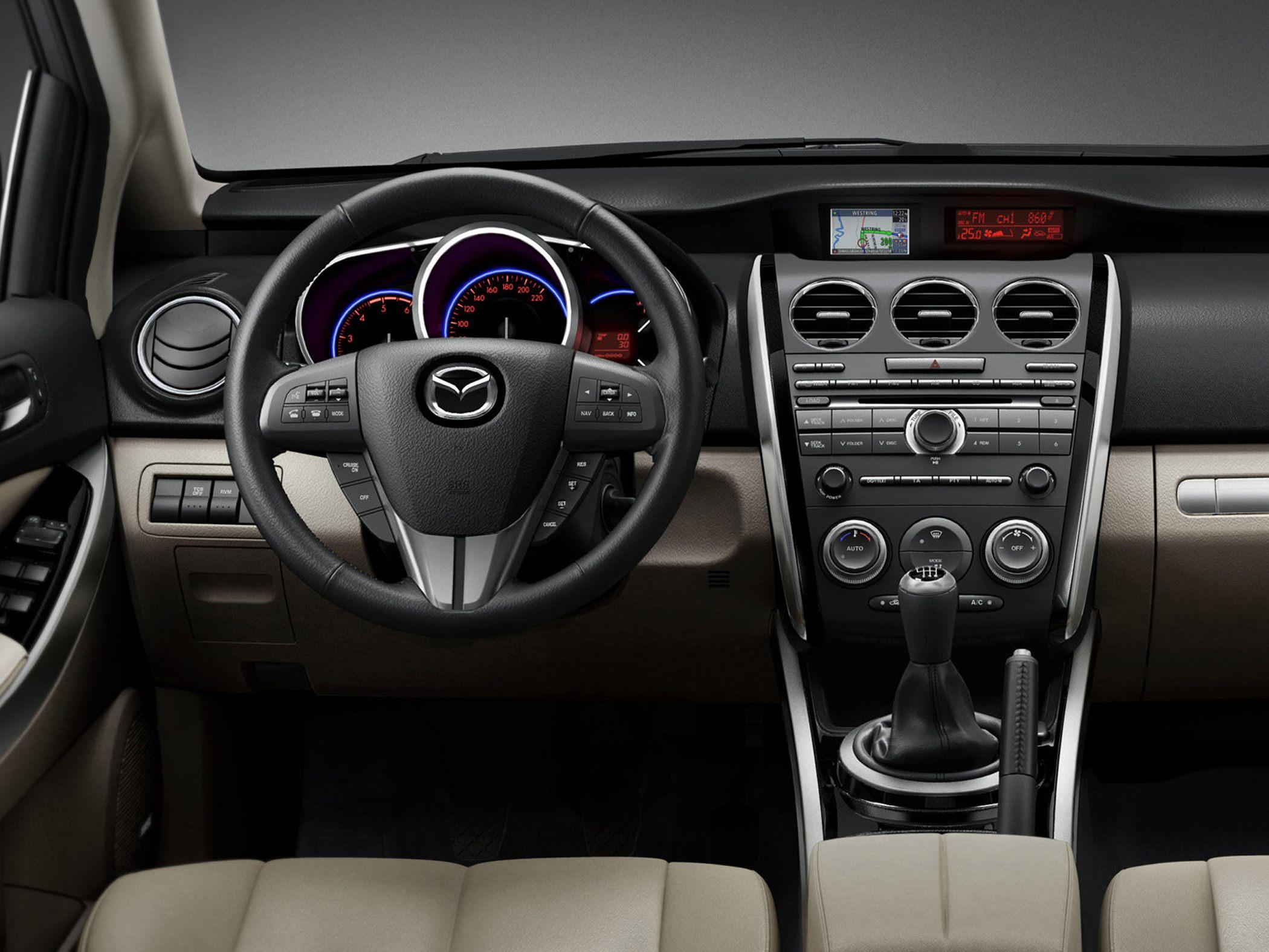 2011 Mazda Cx 7 Image 13